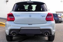 2021 Suzuki Swift Sport AZ Series II Pure White