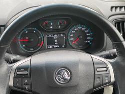 2017 Holden Colorado LS RG MY17 White