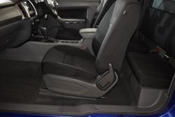 2016 Ford Ranger XLT PX MkII 4X4 Dual Range Aurora Blue