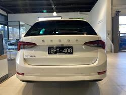 2021 SKODA Octavia 110TSI Ambition NX MY21 White