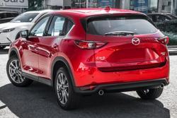 2021 Mazda CX-5 Akera KF Series AWD Red