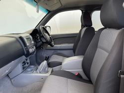 2008 Ford Ranger XL Hi-Rider PJ Silver