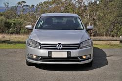 2014 Volkswagen Passat 118TSI Type 3C MY14.5 Reflex Silver