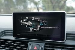 2019 Audi Q5 40 TDI sport FY MY19 4X4 On Demand Grey