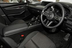2021 Mazda 3 G20 Pure BP Series Silver