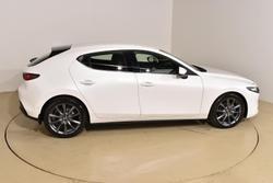 2019 Mazda 3 G25 GT BP Series Snowflake White Pearl