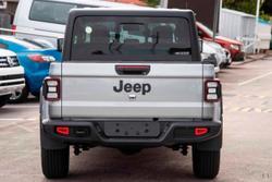2021 Jeep Gladiator Night Eagle JT MY21 V2 4X4 On Demand Grey