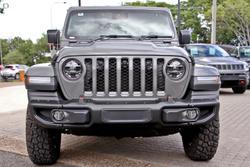 2021 Jeep Gladiator Rubicon JT MY21 V2 4X4 On Demand Grey