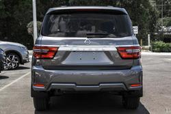 2021 Nissan Patrol Ti Y62 MY21 4X4 Dual Range Grey