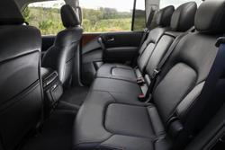 2021 Nissan Patrol Ti Y62 MY21 4X4 Dual Range Gold