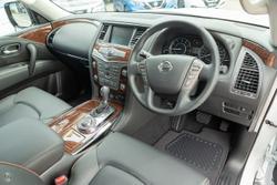 2021 Nissan Patrol Ti Y62 MY21 4X4 Dual Range White