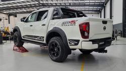 2021 Nissan Navara PRO-4X Warrior D23 4X4 Dual Range White
