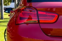 2016 BMW 1 Series 118i Sport Line F20 LCI Red
