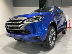 2021 Isuzu MU-X LS-T MY21 Blue