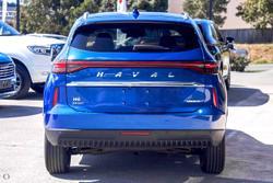 2021 Haval H6 Premium B01 Sapphire Blue