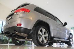 2015 Jeep Grand Cherokee Limited WK MY15 4X4 Dual Range Silver