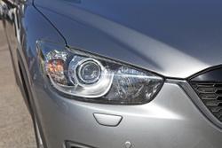2012 Mazda CX-5 Grand Touring KE Series AWD Silver