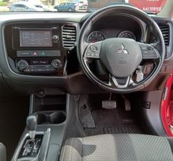 2016 Mitsubishi Outlander LS ZK MY16 Red