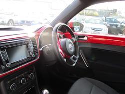 2013 Volkswagen Beetle 1L MY13 Tornado Red