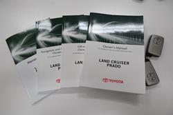 2015 Toyota Landcruiser Prado GXL GDJ150R 4X4 Dual Range Silver Pearl