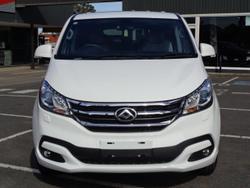 2021 LDV G10 SV7A White