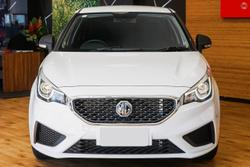 2021 MG MG3 Core MY21 White