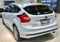 2012 Ford Focus Sport LW White