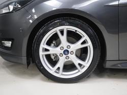 2016 Ford Focus Titanium LZ Grey