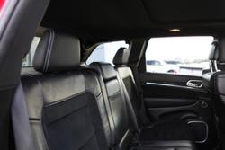 2015 Jeep Grand Cherokee SRT WK MY15 4X4 On Demand Red