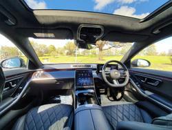 2021 Mercedes-Benz S-Class S450 W223 Four Wheel Drive Grey