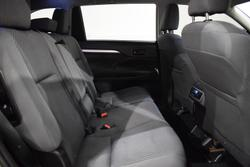 2014 Toyota Kluger GX GSU50R Predawn Grey