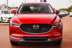 2021 Mazda CX-5 Maxx Sport KF Series Red