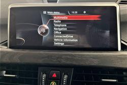 2015 BMW X1 xDrive25i F48 AWD Alpine White