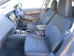 2021 Mitsubishi ASX ES Plus XD MY21 Grey