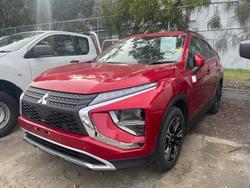 2021 Mitsubishi Eclipse Cross XLS YB MY21 Red Diamond