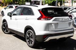 2021 Mitsubishi Eclipse Cross LS YB MY21 White