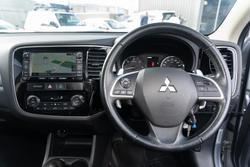2014 Mitsubishi Outlander LS ZJ MY14.5 4X4 On Demand Sapphire