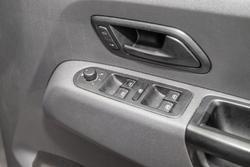 2015 Volkswagen Amarok TDI420 Core 2H MY15 4X4 Constant Natural Grey