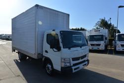 2014 MITSUBISHI CANTER 815 WHITE