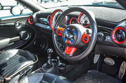 2012 MINI Coupe Cooper S R58 Red