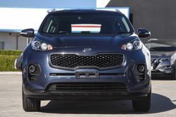 2016 Kia Sportage Si QL MY16 Mercury Blue