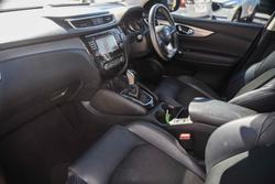 2017 Nissan QASHQAI N-TEC J11 Series 2 Gun Metallic