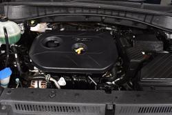 2017 Hyundai Tucson Active X TL MY17 Phantom Black