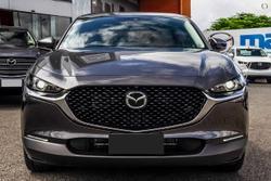 2021 Mazda CX-30 X20 Astina DM Series AWD Machine Grey