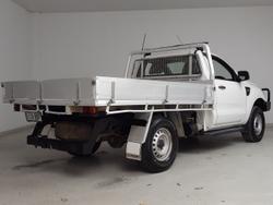 2014 Ford Ranger XL PX 4X4 Dual Range Cool White