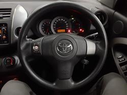 2011 Toyota RAV4 CV ACA38R MY11 Silver