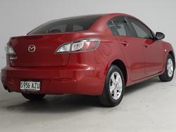 2013 Mazda 3 Neo BL Series 2 MY13 Velocity Red
