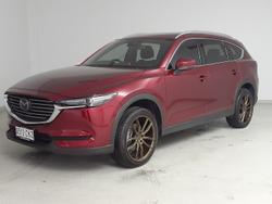 2019 Mazda CX-8 Sport KG Series Soul Red Crystal