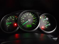 2008 Mazda BT-50 SDX UN 4X4 Highlight Silver
