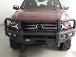 2021 Mazda BT-50 GT TF 4X4 Dual Range Red Volcano